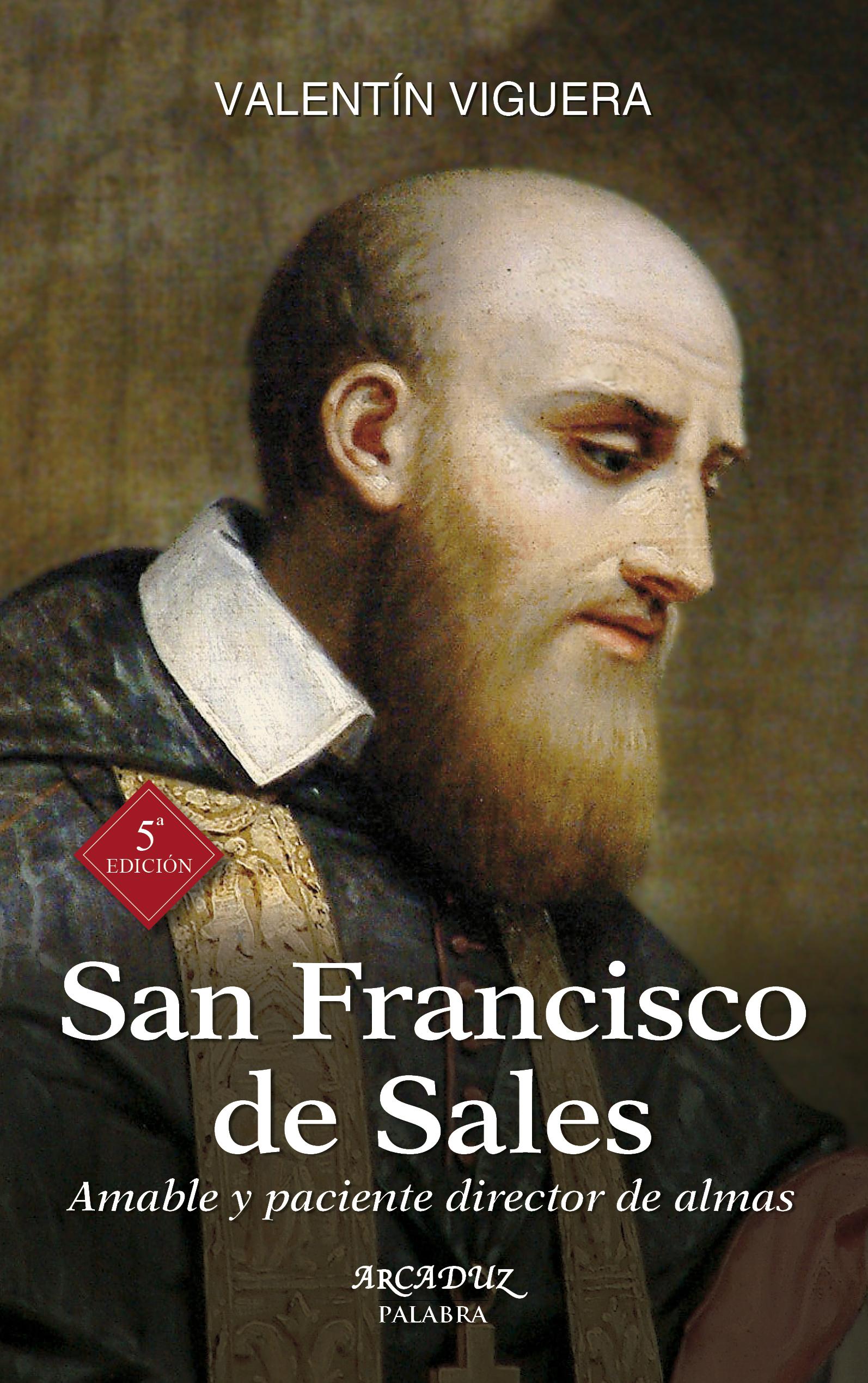 Libro: San Francisco de Sales de Valentín Viguera