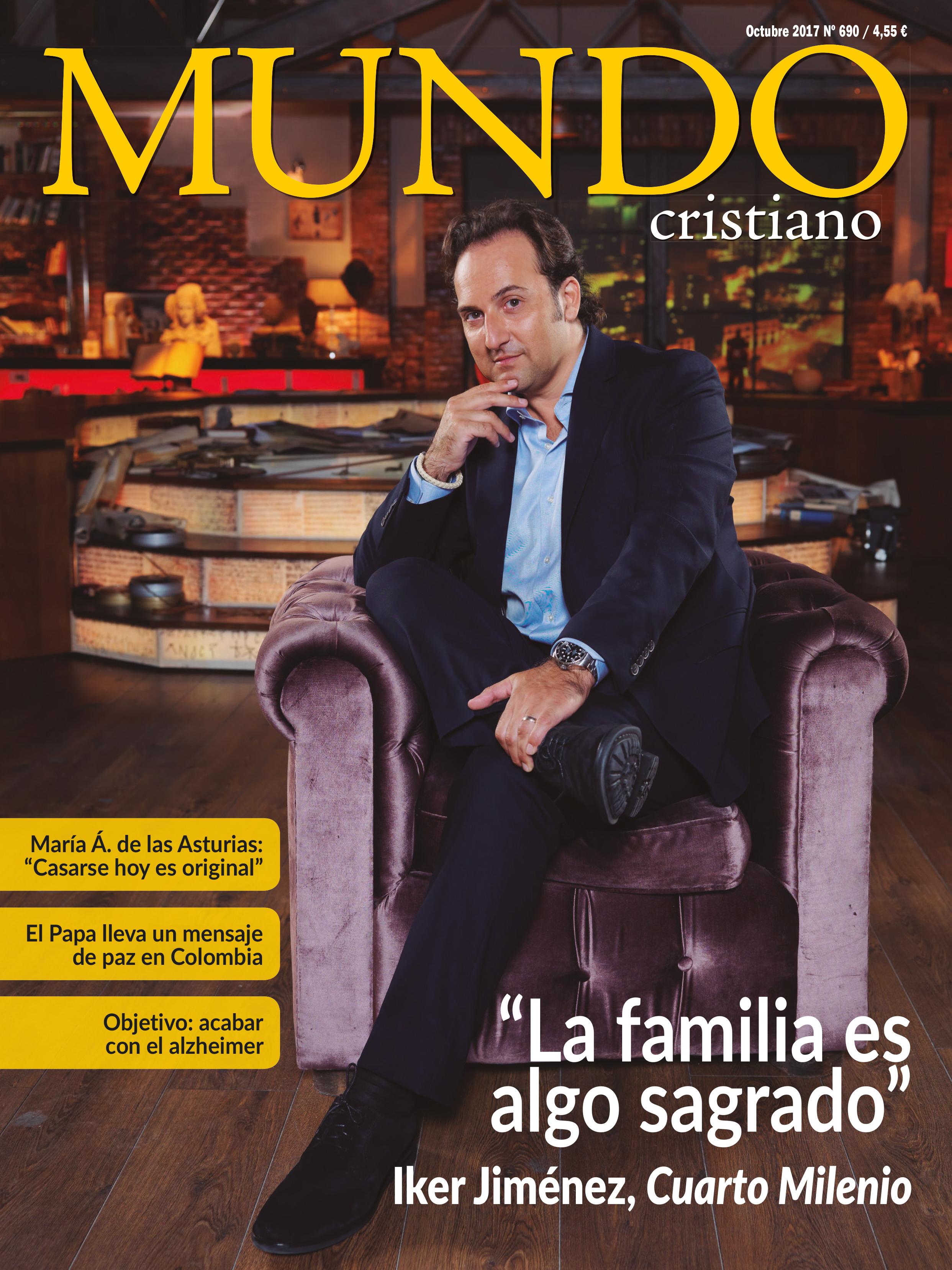 Revista: Mundo Cristiano nº 690 // Octubre 2017