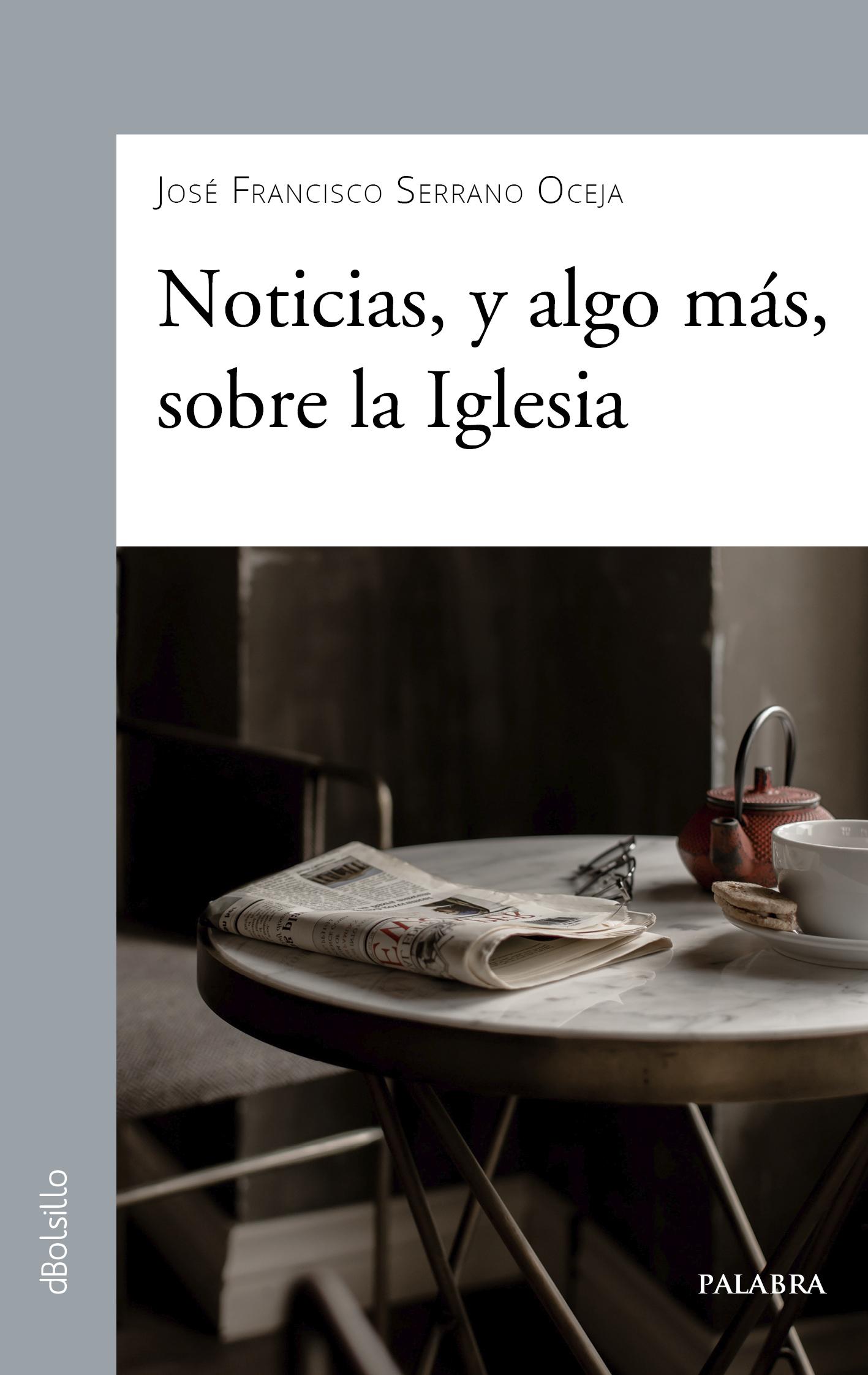 Libro de Serrano Oceja