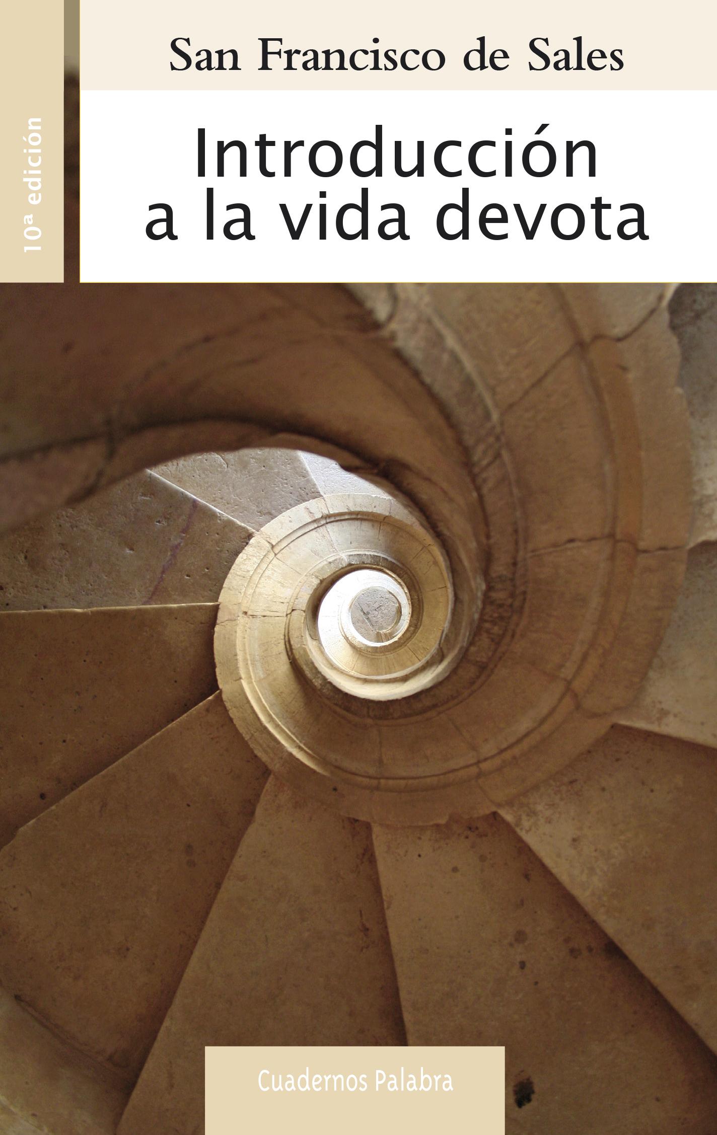 3af66495597 Libro  Introducción a la vida devota de San Francisco de Sales