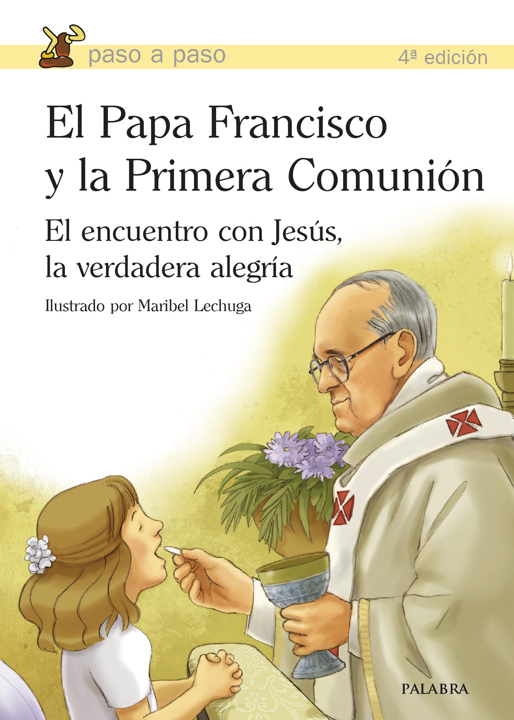 libro: el papa francisco y la primera comunión de papa francisco