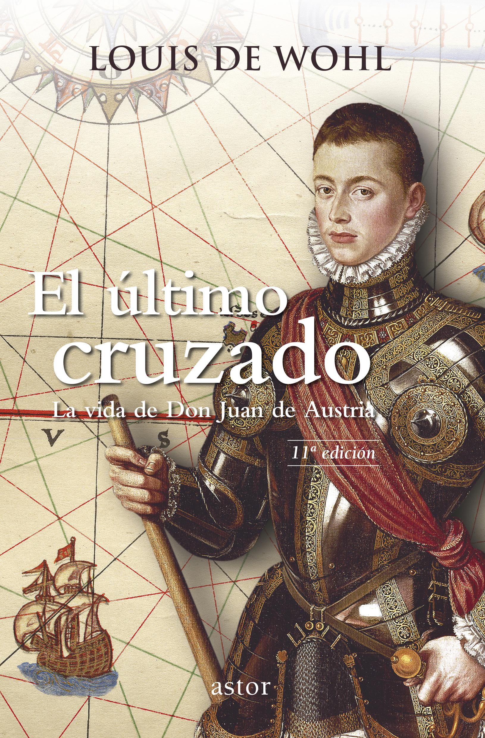 Libro: El último cruzado de Louis de Wohl